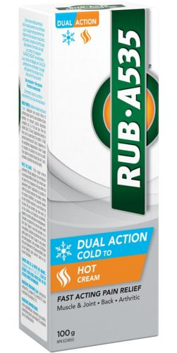 Rub A-535 Dual Action Cream, 100-g Product image