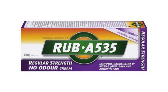 Rub A-535 No Odour Cream, 100-g Product image