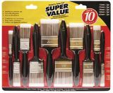 Paint Brush Set, 10-pc | Bennettnull
