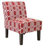 Sloane Accent Chair, Red | Ten Spring Streetnull