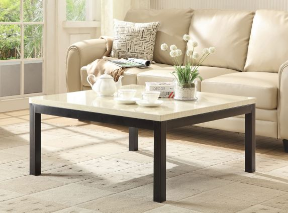 Faux Stone Coffee Table Product image