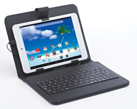 Tablette Internet Android Proscan, étui et clavier, 7,85 po Image de l'article