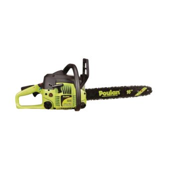 Poulan 34CC Gas Chainsaw, 16-in