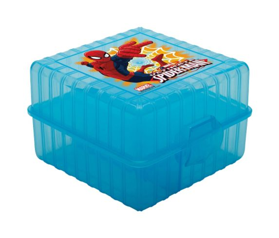 Zak Spiderman Insulated Lunch Sak, Assorted Product image