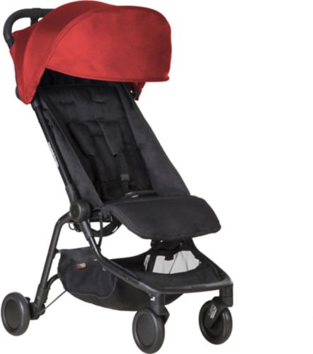 Phil & Teds Nano Stroller, Red Product image