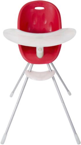 Phil & Teds Poppy Highchair, Cranberry Product image