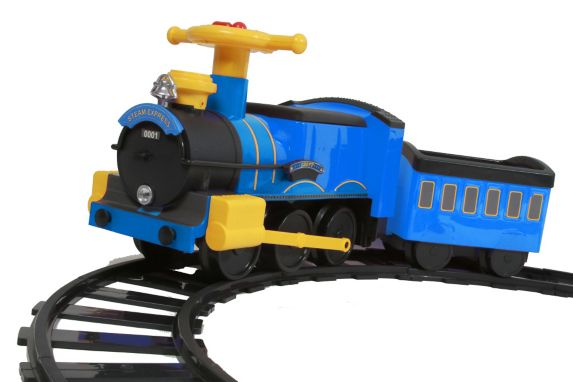 Rollplay 6 V Steam Train Ride On Product image