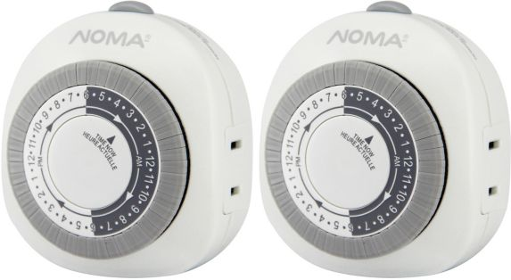 Woods Indoor 24 Hour Mechanical Timer Product image