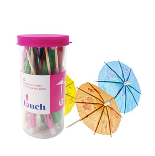 Touch Parasol Toothpicks, 20-pk Product image