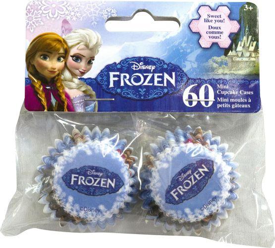 Disney Frozen Mini Baking Cups Cases, 60-pk Product image