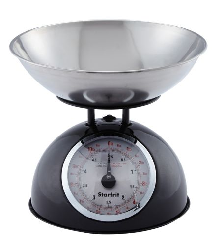 Balance de cuisine mécanique style rétro Starfrit Image de l'article