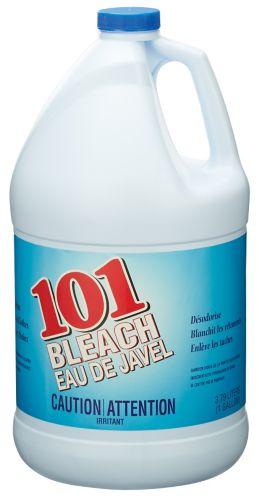 101 Regular Laundry Bleach, 3.79-L Product image