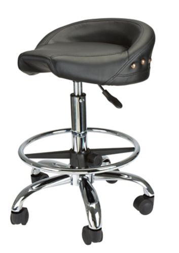 Biker Style Stool, 350-lbs Product image