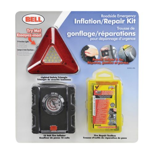 Bellair 500 Tire Inflator Kit Product image