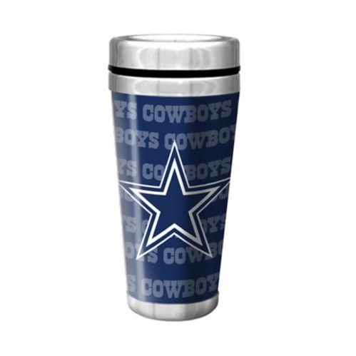 Tasse de voyage, Cowboys de Dallas, 16 oz Image de l'article