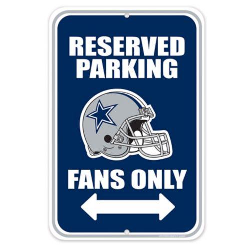 Affiche de stationnement, Cowboys de Dallas Image de l'article