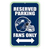 Seattle Seahawks Parking Sign, 8 x 12-in | NFLnull
