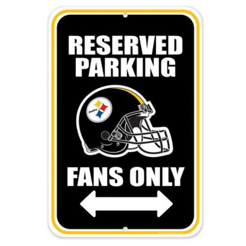 Affiche de stationnement Bills de Buffalo, 8 x 12 po Image de l'article