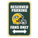 Green Bay Packers Parking Sign, 8 x 12-in | NFLnull