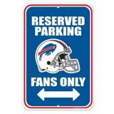 Affiche de stationnement Bills de Buffalo, 8 x 12 po | NFLnull