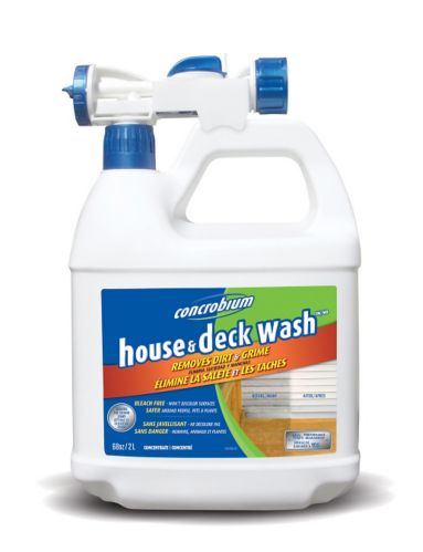 Concrobium House and Deck Wash Product image