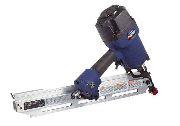 34-Degree Clipped Head Framing Nailer, 3-1/4-in Product image