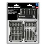 Impact Driver Accessory Set, 42-pc with Bonus Socket Set, 7-pc | MAXIMUMnull