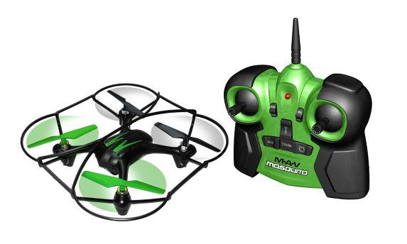 Drone radioguidé Image de l'article