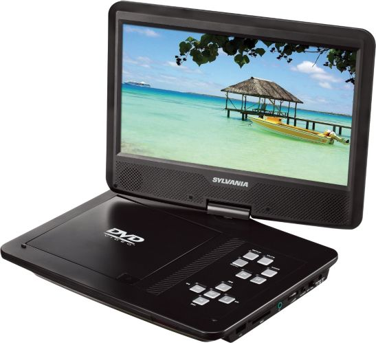 Sylvania 10-in Portable DVD & Media Player Product image