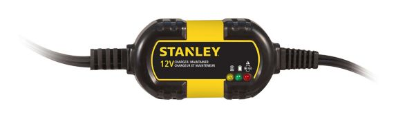 Stanley CHARGEiT 1A Battery Charger/Maintainer Product image