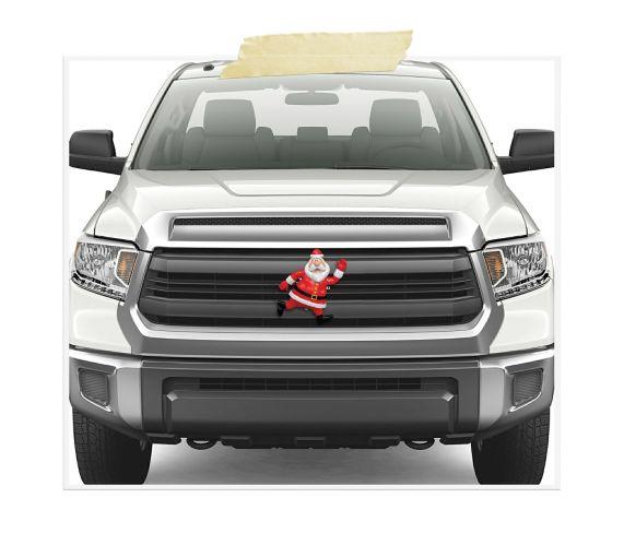 Santa Auto Grill Grabber Product image
