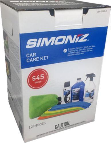 Simoniz Car Care Kit Product image