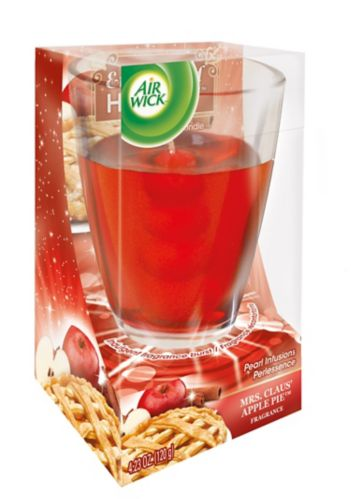 Air Wick Holiday Candle, Mrs Claus Apple Pie Product image
