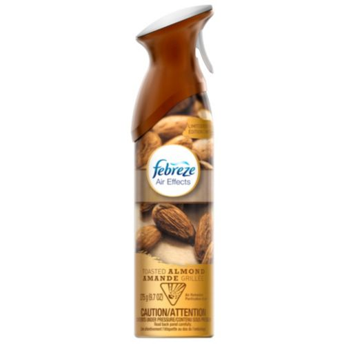 Febreze Air Effects Toasted Almond Spray, 275-g Product image