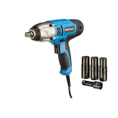 Mastercraft 3.5A Impact Wrench Kit Product image