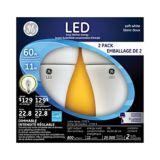 Ampoule à DEL GE, 60 W, paq. 2 | GEnull