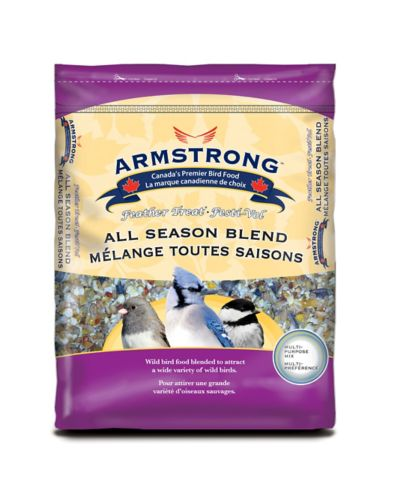 Armstrong Feather Treat All Season Blend Bird Seed, 22.6-kg Product image