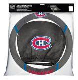 Accessoires d'auto LNH, Canadiens de Montréal, paq. 3 | Weathertechnull
