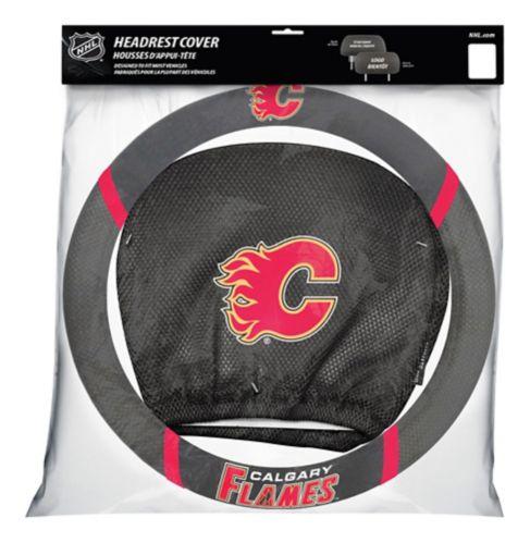 Accessoires d'auto LNH, Flames de Calgary, 3 pièces Image de l'article