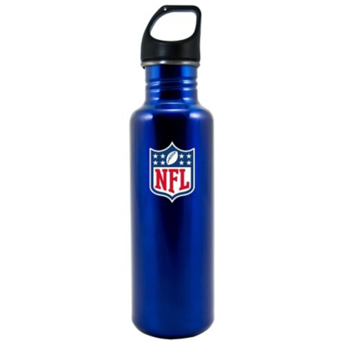 NFL Stainless Steel Water Bottle, 26-oz Product image