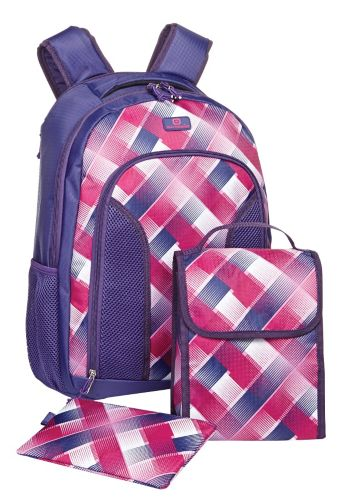 Outbound Backpack Set, Assorted Patterns, 3-pc Product image