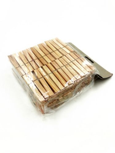 For Living Pine Clothes Pegs Product image