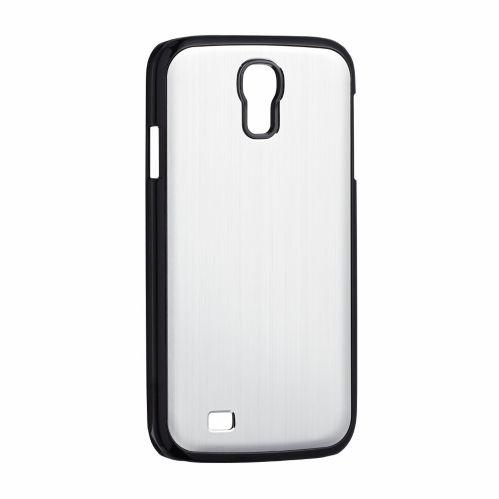 Étui Hipstreet en aluminium pour Samsung Galaxy S4, argent