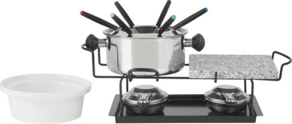 2-in-1 Entertainment Fondue Set Product image
