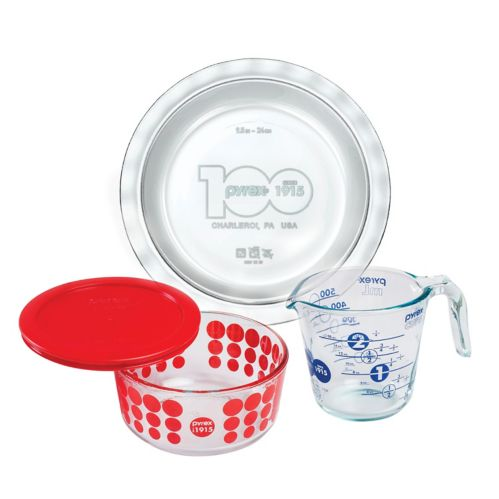 Pyrex Anniversary Set, 4-pc Product image