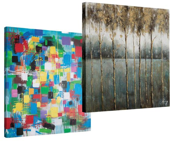 Canvas Art, Assorted, 24x24-in Product image