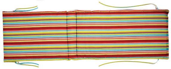 Coussin de fauteuil-hamac Canvas Prescott rayé