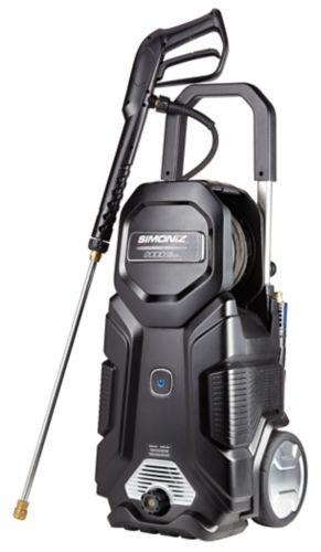 simoniz 2000 psi pressure washer review