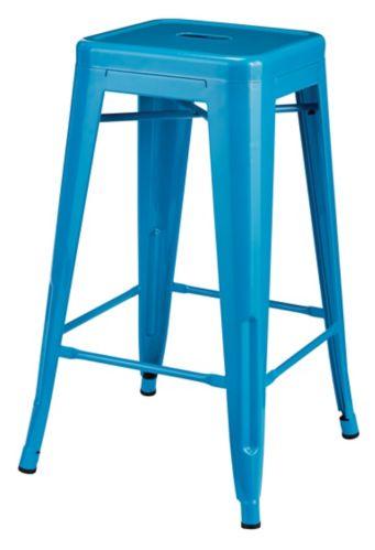 Tabourets CANVAS Carson, bleu, paq. 2 Image de l'article