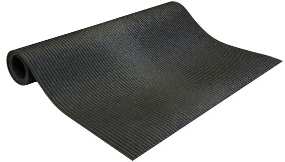 Multy Home Rolled Rubber Mat, Ribbed Product image